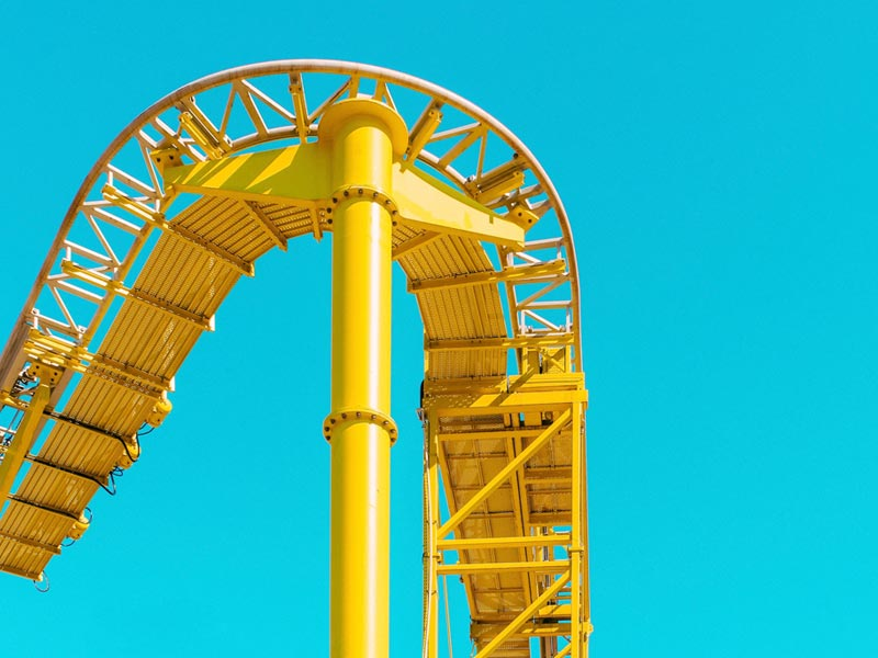 FROM THRILLING COASTERS TO RIDES FOR THE KIDS